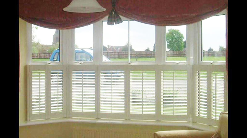 Installation of Cafe Style Shutters Essex by A Touch Of Class