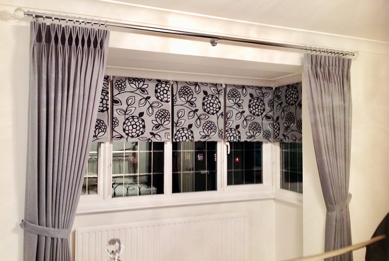 Bespoke Roller Blinds Essex by A Touch Of Class
