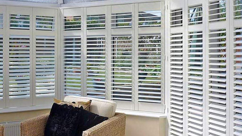Installation of Full Height Shutters Essex by A Touch Of Class