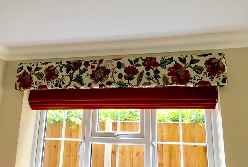 Bespoke Roman Blinds Essex by A Touch Of Class