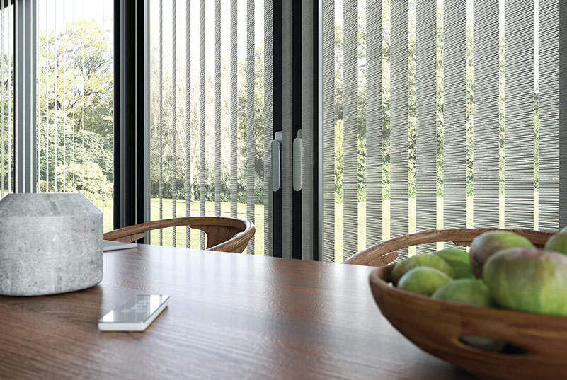 Bespoke Vertical Blinds Essex by A Touch Of Class